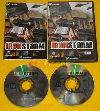 IRON STORM Pc Versione Ufficiale Italiana IronStorm »»»»» COMPLETO