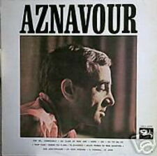 AZNAVOUR 33 TOURS CANADA FOR ME FORMIDABLE