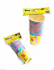 Paper Food/Kitchen 10-50 Party Tableware