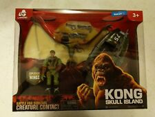 "King Kong Skull Island Pterodactyl Flying Dinosaur Monster & 3.75"" Figure"