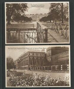 GB 6 Postcards Of Hampton Court Palace, Unused