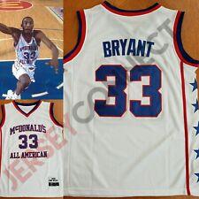 NWOT Kobe Bryant McDonalds All-American Basketball Jersey (S,M,L,XL,2XL)