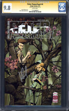PETER PANZERFAUST #4 (1st Print) CGC 9.8 SS / Signed by Wiebe! 1st full Wendy!