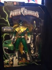 Power Rangers (Classic) ~ GREEN RANGER LEGACY ACTION FIGURE ~ MMPR Morphin