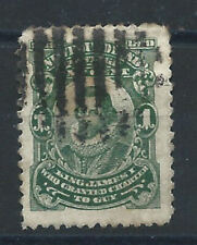Terre-Neuve N°72 Obl (FU) 1910 - Jacques 1er
