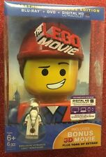 LEGO Movie 3D, The  (3D/2D/DVD/Digital HD, 2014; Everything Is Awesome Edition)