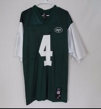 Brett Favre New York Jets NFL Football Jersey Reebok Size Medium