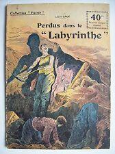 première guerre mondiale 14-18 collection Patrie labyrinthe world war one