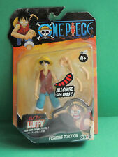 ONE PIECE figurine LUFFY gum Gigant pistol Serie 1 Articulée OBYS Action figure