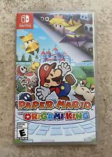 Paper Mario: The Origami King -- Standard Edition (Nintendo Switch, 2020).