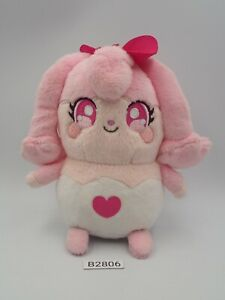 "Kamisama B2806 Minarai Himitsu Cocotama MELORY 6"" Bandai 2015 Plush Toy Doll"