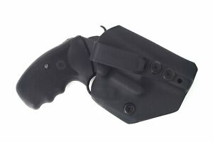 Charter Arms Undercover 38 Special IWB Inside Waistband Kydex Concealed Holster