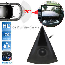 Universal Front View Camera Night Vision Logo Embedded Fit For VW Golf Passat