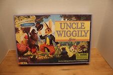 Uncle Wiggily / Wiggly Board Game 2009 Complete Winning Moves Games