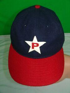 RARE Ebbets Field Flannels Philadelphia Stars Negro League Baseball Hat 7 1/4