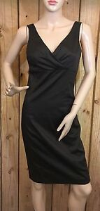 Talco Women's Brown Jacket And Dress Suit Size 42 (US 6) Made In Italy