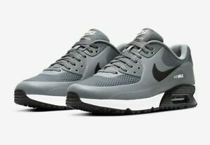 """Nike Air Max 90 G """"Smoke Grey"""" Men's Golf Shoes - Limited Stock"""