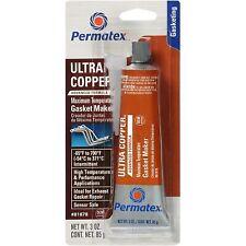 PERMATEX - 81878 - Ultra Copper® Maximum Temperature RTV Silicone Gasket Maker