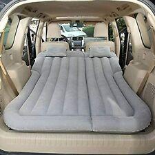 Car SUV Inflatable Air Mattress Air Bed for Travel Camping W/ Air Pump 2 Pillow