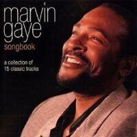 """MARVIN GAYE """"SONGBOOK (BEST OF)"""" CD 15 TRACKS NEU"""
