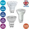LED GU10 Lamp Lightbulbs Energy Saving 5W Spotlight Downlight A+ Light Bulb