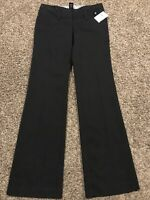 stoosh pants Womens Size 1 Black Cotton Blend NWT A19