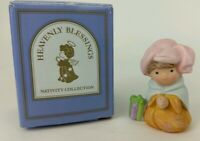 Avon Heavenly Blessings Nativity Collection Melchior Vintage 1986 Replacement