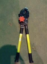 Ratchet Cable Cutter, Klein Tools, 63700