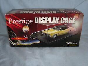 AMT/ERTL Prestige Display Case For 1:25 Scale Model Cars (NIB)