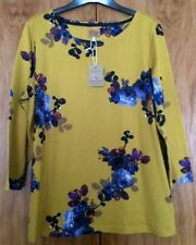 Joules Cotton 3/4 Sleeve Tops & Shirts for Women