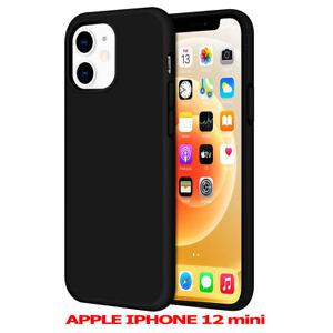 """Mobile Housse de Protection Pour Apple IPHONE 12 Mini 5.4 """" Ultra Mince Doux"""