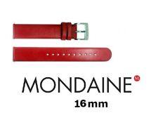 Mondaine Evo 16mm Watch Strap with 2 Free Pins
