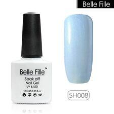 Belle Fille Summer Shell Pearl Gel Nail Polish Soak Off UV LE Manicure DIY SH008