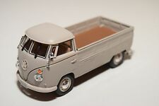 / / SCHUCO VW VOLKSWAGEN T1 TRANSPORTER PICK UP FAWN NEAR MINT CONDITION