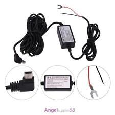 Mini USB Hardwire DC Car Charger Kit for Dash Cam Camcorder Vehicle DVR