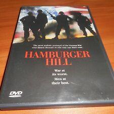 Hamburger Hill (DVD, Widescreen 2001) Michael Dolan Used