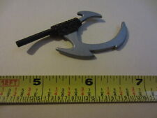 MANGA NINJA SPAWN Series 9 McFarlane Toys 1997 Axe Weapon Accessory Toy
