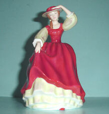 Royal Doulton Buttercup Red Pretty Ladies Petites Figurine HN5270 New
