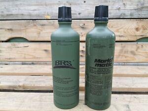 Dutch Army Camp Multi Fuel Bottle for Methylated Spirits, Kerosene, Petrol 0.9L