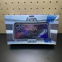 Star Trek Voyager Season 1 Series 2 Collector Cards (36 pks) Brand New Sealed!