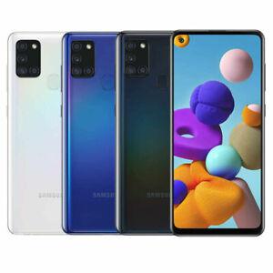 "NEW Samsung Galaxy A21S  32GB / 64GB  SM-A217M/DS FACTORY UNLOCKED 6.5"" Dual Sim"