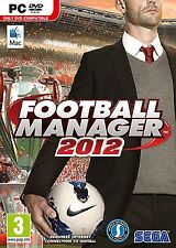 Football Manager 2012 (PC DVD) (including activation code) #K2141