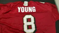 🔥 NWT AUTHENTIC VINTAGE Champion Steve Young NFL Jersey San Francisco 49ers 3XL