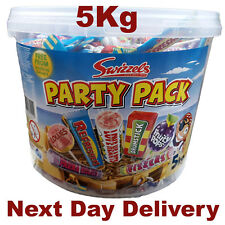 Swizzels Matlow Party Mix 5Kg Sweets Bucket - Variety Mix Tub