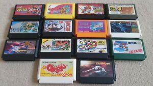 Famicom Game Bundle ( reproduction)