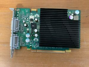 Apple MacPro NVIDIA P345 256MB PCIe Dual DVI Video Graphics Card