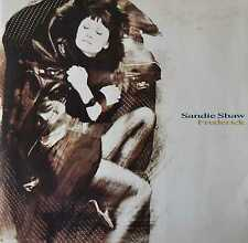 "SANDIE SHAW - Frederick - 7"" Singles 1986 - KO704"