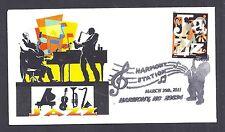 4503 * 2011 Jazz Stamp * Fdos Harmony, Nc >