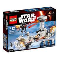 LEGO STAR WARS Hoth Attack 75138 Neu & OVP