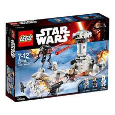 LEGO 75138 StarWars Hoth Attack NEU NEW in sealed box MISB